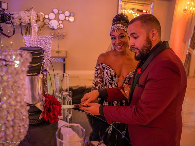 Shanel and Shawn's Wedding in Fort Lauderdale, Florida 12