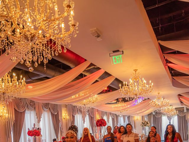 Shanel and Shawn's Wedding in Fort Lauderdale, Florida 14