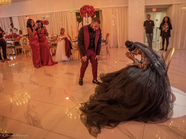 Shanel and Shawn's Wedding in Fort Lauderdale, Florida 15