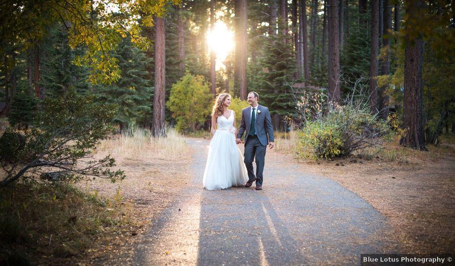 Matt and Shanna's Wedding in South Lake Tahoe, California