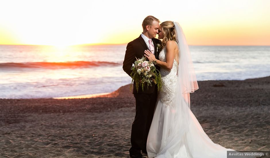 Eric and Anna's Wedding in San Clemente, California