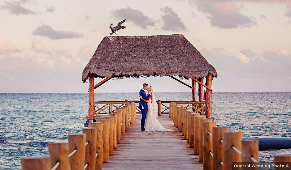 Ben and Lona's Wedding in Playa del Carmen, Mexico