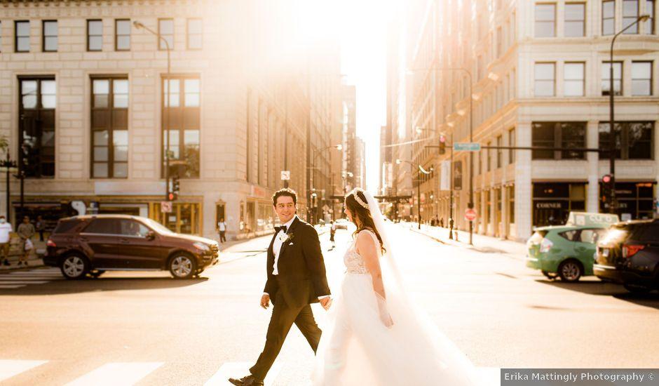 John and Rebecca's Wedding in Chicago, Illinois