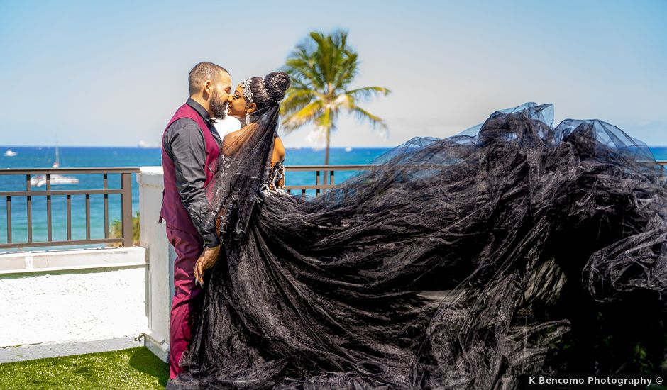 Shanel and Shawn's Wedding in Fort Lauderdale, Florida