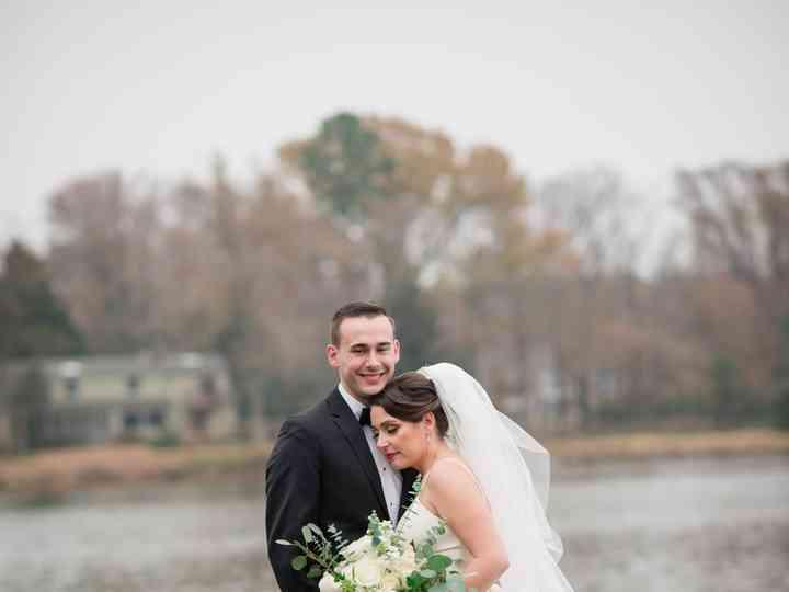 The wedding of LaRane and Luke