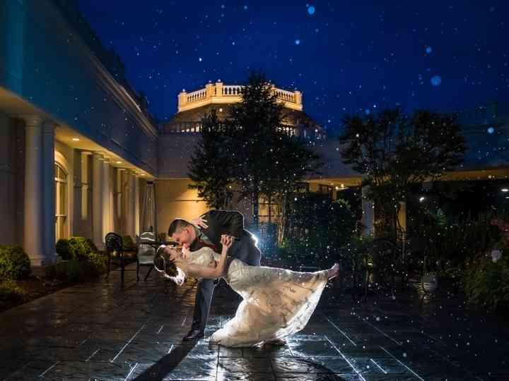 The wedding of Farah and Kory
