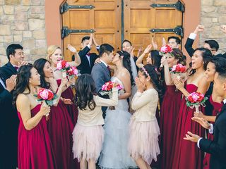 Cindy and Phillip's Wedding in Pleasanton, California 7