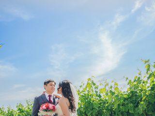 Cindy and Phillip's Wedding in Pleasanton, California 8