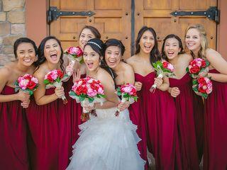 Cindy and Phillip's Wedding in Pleasanton, California 13