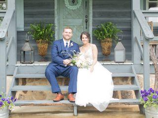 The wedding of Tyler and Trisha