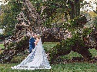 The wedding of Macy and Joe