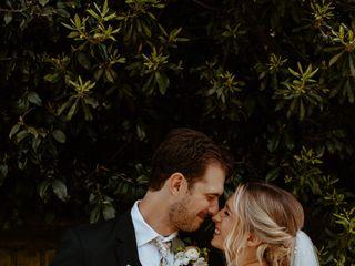 The wedding of Cayleen and Matthew 1