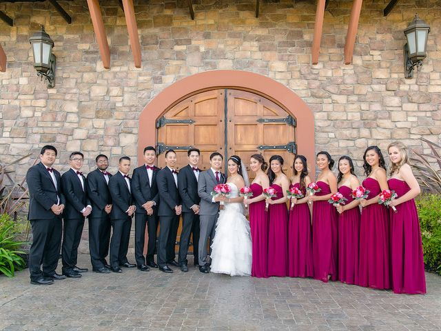 Cindy and Phillip's Wedding in Pleasanton, California 12