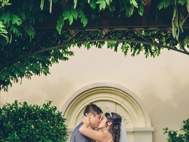 Cindy and Phillip's Wedding in Pleasanton, California 11
