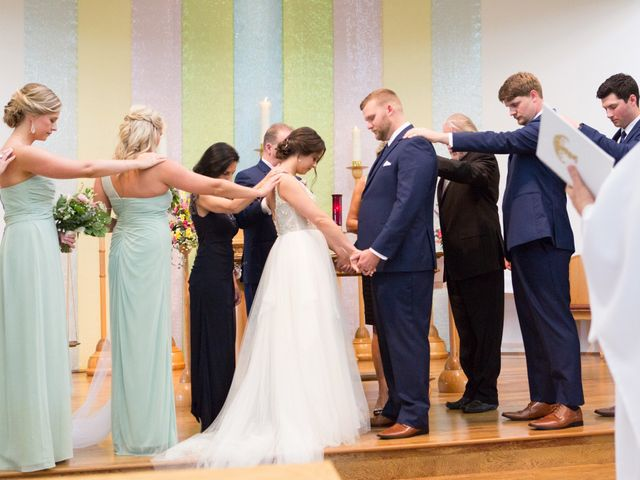 Trisha and Tyler's Wedding in Corryton, Tennessee 2
