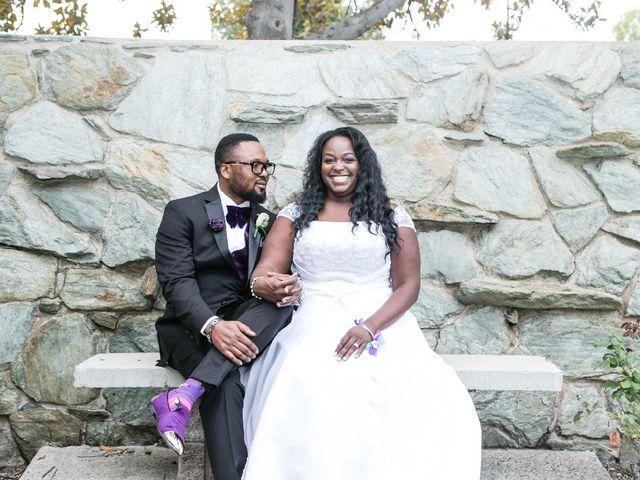 The wedding of Yvoronica and Oyeyemi
