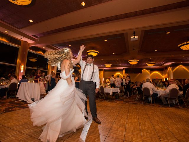 Billy and Lindsey's Wedding in Wisconsin Dells, Wisconsin 24