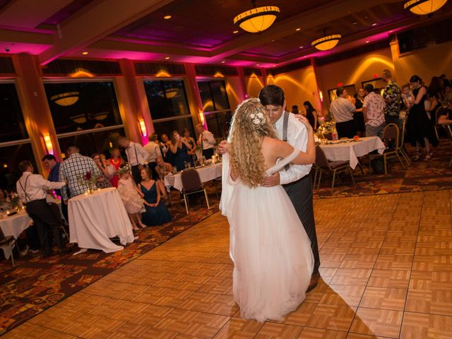 Billy and Lindsey's Wedding in Wisconsin Dells, Wisconsin 26