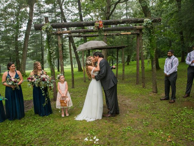 Billy and Lindsey's Wedding in Wisconsin Dells, Wisconsin 46