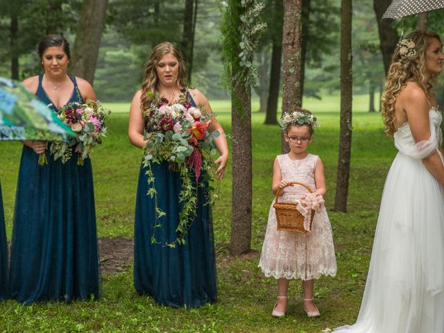 Billy and Lindsey's Wedding in Wisconsin Dells, Wisconsin 51