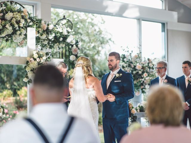 Joe and Macy's Wedding in Tate, Georgia 51