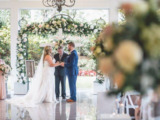 Joe and Macy's Wedding in Tate, Georgia 55