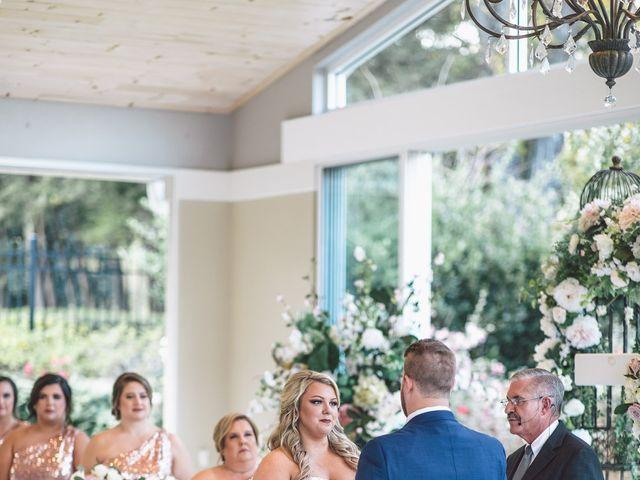 Joe and Macy's Wedding in Tate, Georgia 57