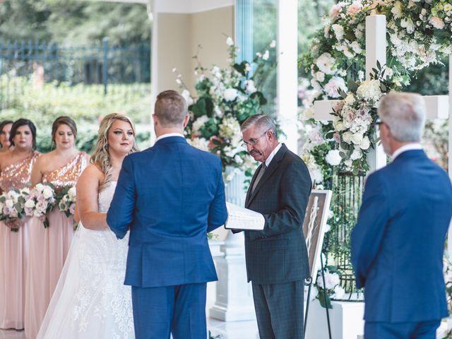 Joe and Macy's Wedding in Tate, Georgia 58