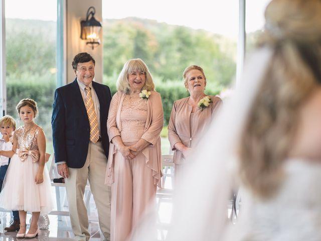 Joe and Macy's Wedding in Tate, Georgia 65