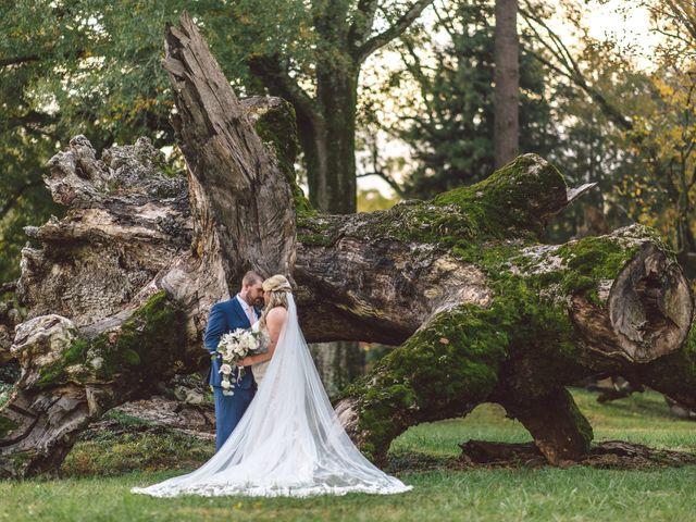 Joe and Macy's Wedding in Tate, Georgia 71