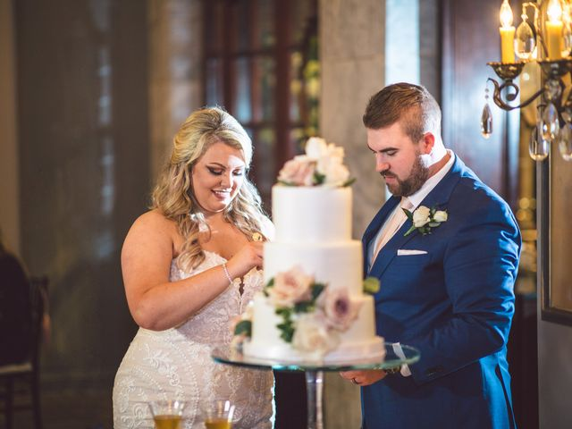 Joe and Macy's Wedding in Tate, Georgia 75