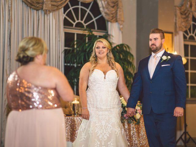 Joe and Macy's Wedding in Tate, Georgia 77