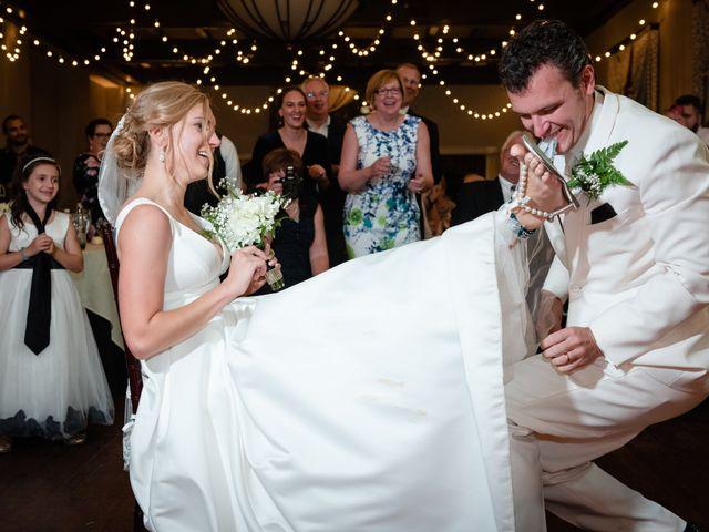 Tim and Colleen's Wedding in Scranton, Pennsylvania 5