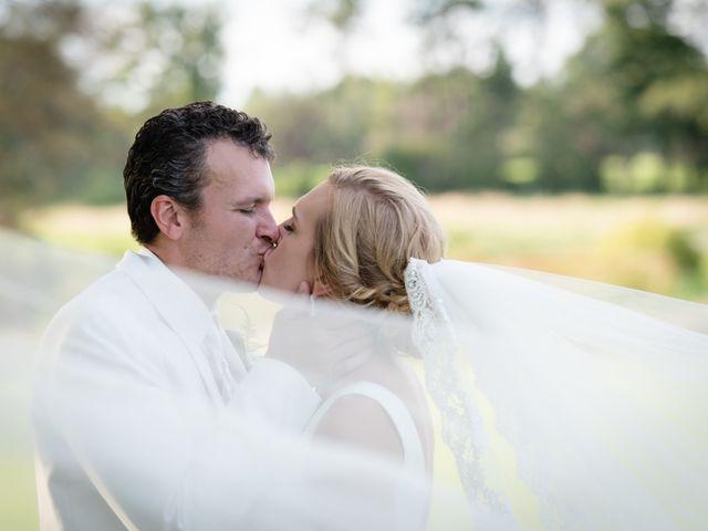Tim and Colleen's Wedding in Scranton, Pennsylvania 9