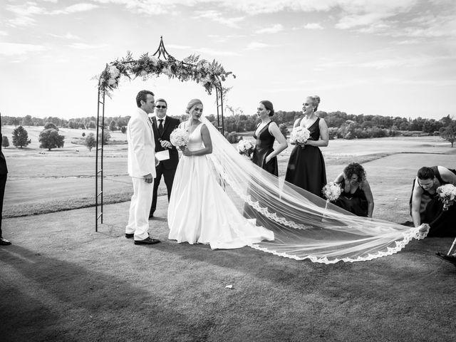 Tim and Colleen's Wedding in Scranton, Pennsylvania 18