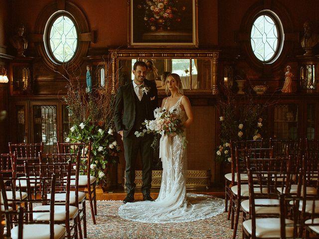 Matthew and Cayleen's Wedding in Norfolk, Virginia 10