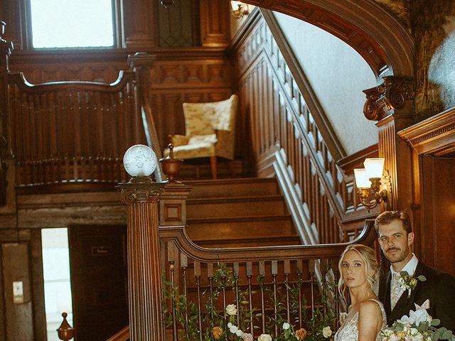 Matthew and Cayleen's Wedding in Norfolk, Virginia 13