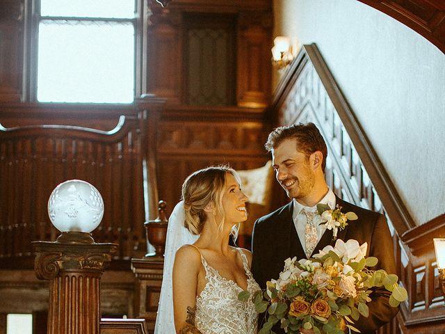 Matthew and Cayleen's Wedding in Norfolk, Virginia 1