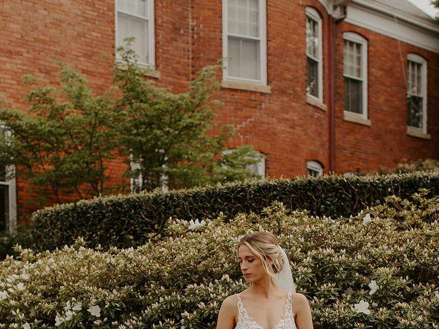 Matthew and Cayleen's Wedding in Norfolk, Virginia 15