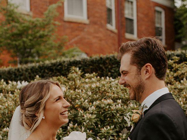 Matthew and Cayleen's Wedding in Norfolk, Virginia 17