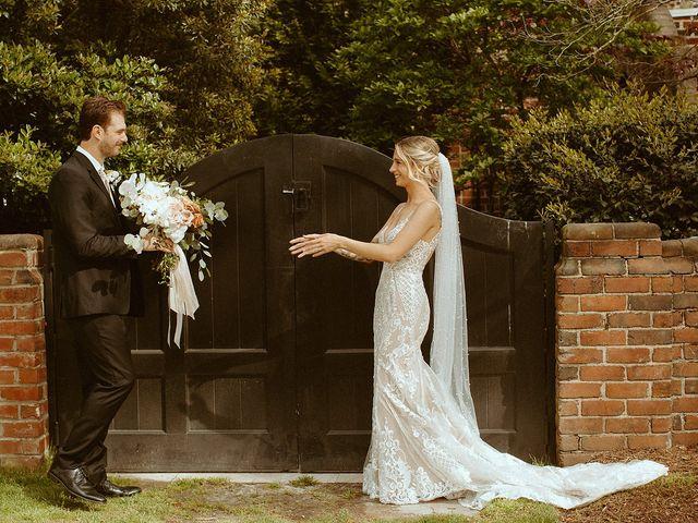 Matthew and Cayleen's Wedding in Norfolk, Virginia 20