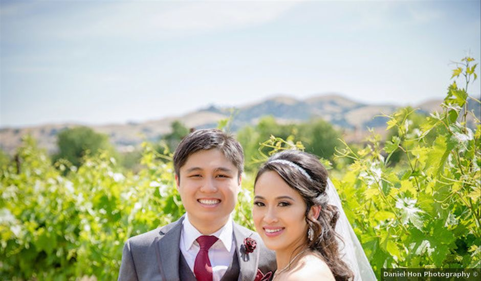 Cindy and Phillip's Wedding in Pleasanton, California