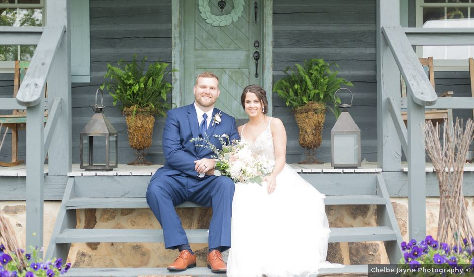 Trisha and Tyler's Wedding in Corryton, Tennessee