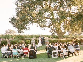 Diana and Gerry's Wedding in Santa Ynez, California 3