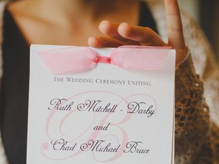 The wedding of Chad and Ruthie 3