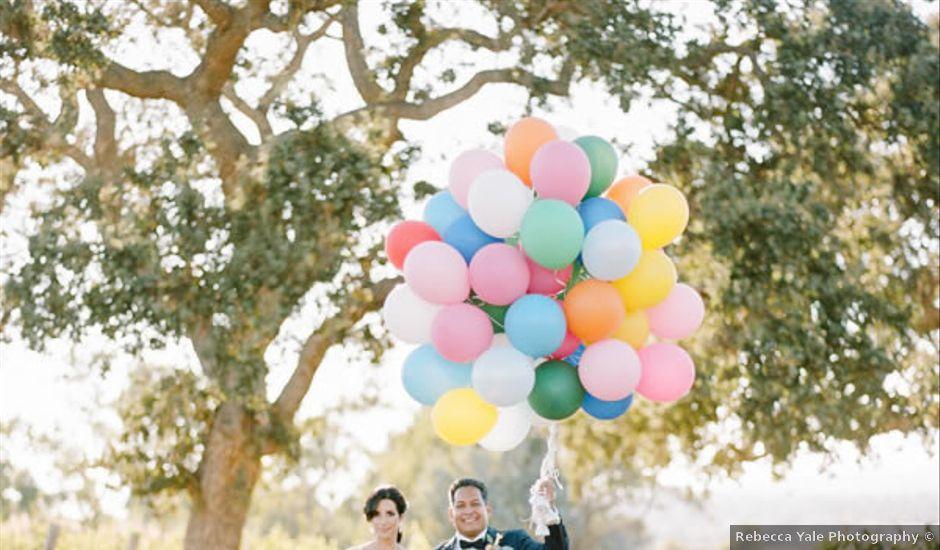 Diana and Gerry's Wedding in Santa Ynez, California