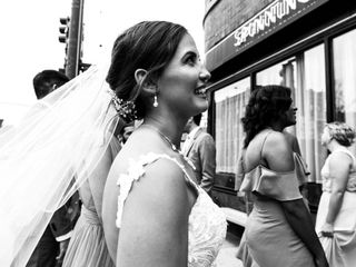 The wedding of Andrea and David 2