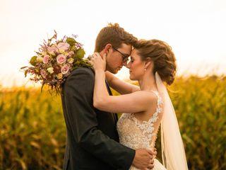 The wedding of Alexis and Devon
