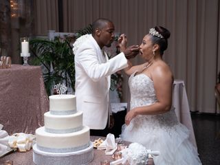 The wedding of Brittany and Stanley