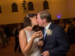 The wedding of Jennifer and Craig 1